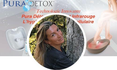 Nathalie Zavarella – Distribution Des Produits Pura Detox™
