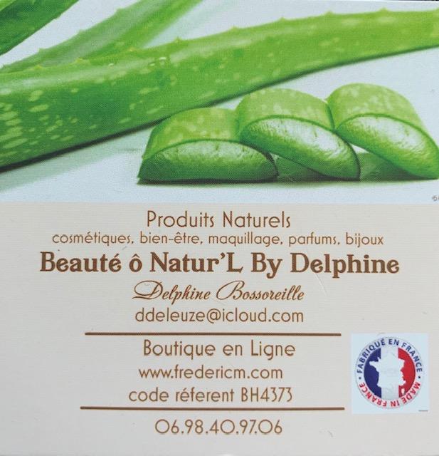 Delphine Bossoreille carte visite