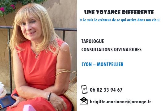 Jarguel Brigitte carte visite